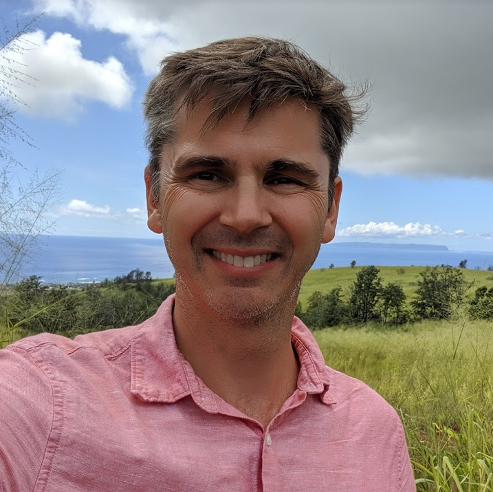 Me, Jon Bostwick, enjoying a trip to Kauai